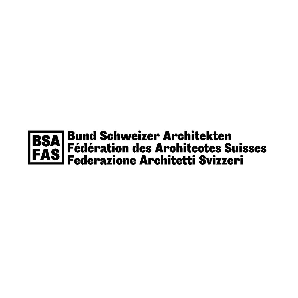 Logo Bund Schweizer Architekten