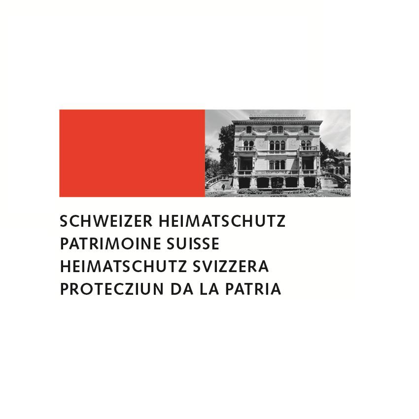 Logo Schweizer Heimatschutz